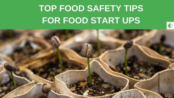top tips food start ups blog